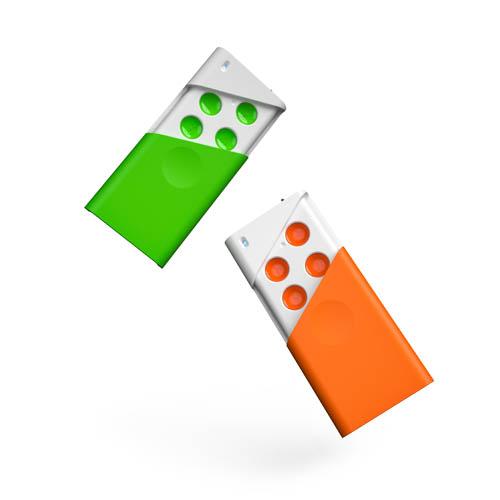 magicverde y naranja